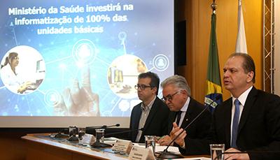 Ministério da Saúde lança edital para informatizar 100% das Unidades Básicas de Saúde