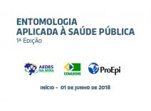 Aedes na Mira: Capacitação em entomologia aplicada à saúde pública