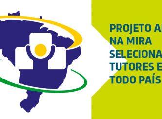 Inscrições abertas: Projeto Aedes na Mira busca tutores para capacitação à distância