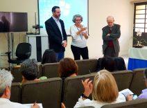 COSEMS/SP participa de reunião com diretores dos DRS e coordenadora da CRS-SES/SP