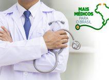 Ministério da Saúde divulga novo cronograma para médicos brasileiros formados no exterior selecionarem as vagas abertas Mais Médicos