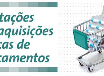 Orientações do TCU para aquisições públicas de medicamentos