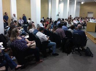Novo secretário de estado da Saúde paulista participa de reunião com Representantes Regionais do COSEMS/SP
