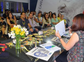 33º Congresso do COSEMS/SP é palco para o lançamento do BIS com as experiências que conquistaram o 8º Prêmio David Capistrano