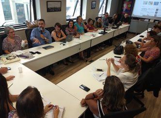 COSEMS/SP recebe Grupo Executivo do Projeto de Formação da Rede Colaborativa para o Fortalecimento da Gestão Municipal do SUS