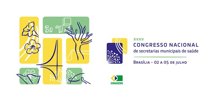 Inscrições abertas para o XXXV Congresso CONASEMS