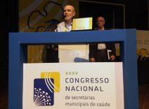 Estado de São Paulo conquista 13 prêmios na 16ª Mostra Nacional 'Brasil Aqui Tem SUS'
