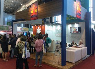 Mostra Nacional 'Brasil Aqui Tem SUS' é destaque no primeiro dia do XXXV Congresso do CONASEMS