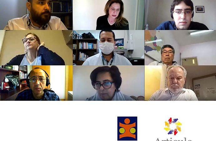 Grupo de Articulação Interinstitucional em Saúde pretende debater e apoiar a gestão municipal da Saúde