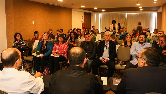 Vice-presidente do COSEMS/SP participa da última reunião do CONARES de 2017