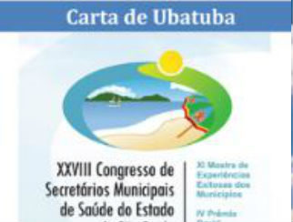 2014 Carta de Ubatuba