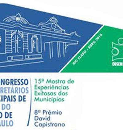 32º Congresso do COSEMS/SP