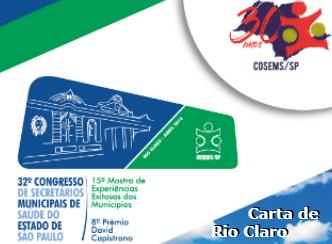 2018 Carta de Rio Claro