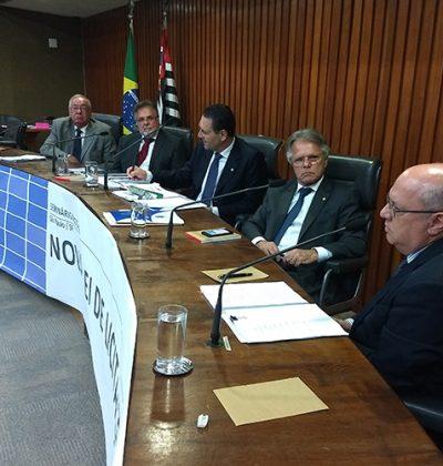 COSEMS/SP participa de seminário que discute o Projeto de Lei para Licitações