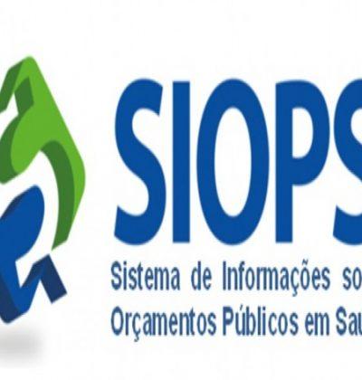 SIOPS 2018 está disponível para download