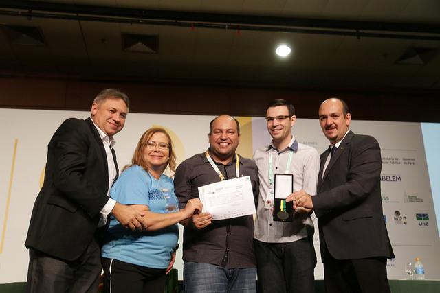 Premiados: Protagonismo popular na construção do Plano Municipal de Saúde de Catanduva (SP)