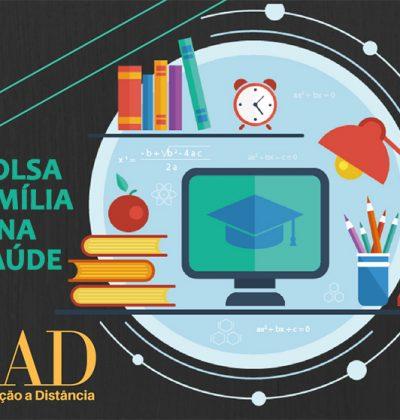 Curso de Educação à Distância do Programa Bolsa Família na Saúde