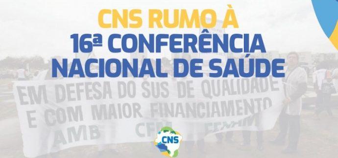 Confira os critérios para Atividades autogestionadas e Credenciamento Livre na Etapa Nacional da 16ª CNS