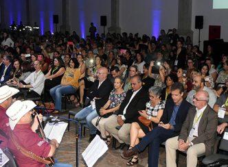 O grande espelho do SUS são os municípios, diz presidente do COSEMS/SP na abertura do 33º Congresso