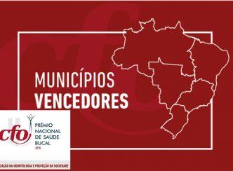 Confira os vencedores do Prêmio Nacional CFO de Saúde Bucal