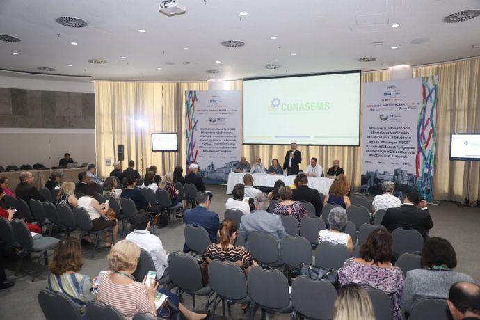 CONASEMS desenvolve matriz de governança para os COSEMS de todo o país