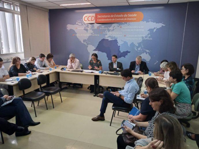 Governo de SP reúne 'experts' em Centro de Contingência de Coronavírus e define referências de saúde públicas e privadas