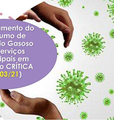 Levantamento do COSEMS/SP aponta 54 municípios paulistas em situação crítica no abastecimento de cilindros de O2 gasoso