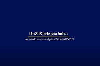 O Brasil Precisa do SUS - Mensagem dos Ex - Presidentes do COSEMS/SP
