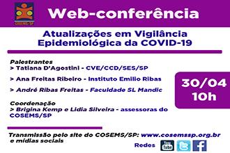 Atualizações em Vigilância Epidemiológica da COVID-19