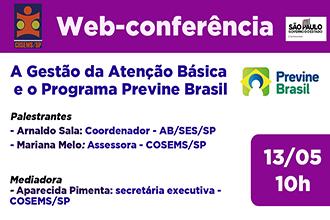 A Gestão da Atenção Básica e o Programa Previne Brasil