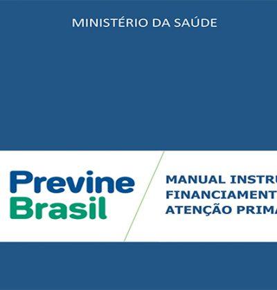 Manual instrutivo do Programa Previne Brasil
