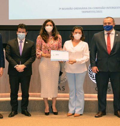Pedrinhas Paulista (SP) recebe 'Selo APS de Qualidade'