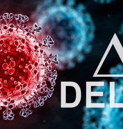 Variante Delta pode resultar em crescimento de casos em todo o país