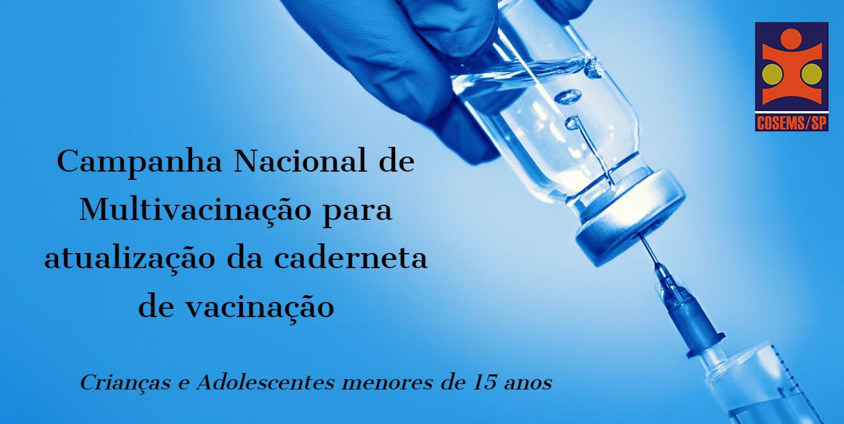 Documento Técnico – Campanha Nacional de Multivacinação
